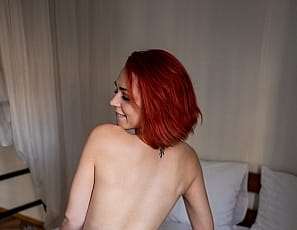 2019_10_31_sandy_red_sex_In_the_bedroom